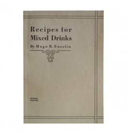 Books Recipes for Mixed Drinks (Book)