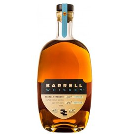 Whiskey Barrell Whiskey Barrell Strength Batch #001 750ml