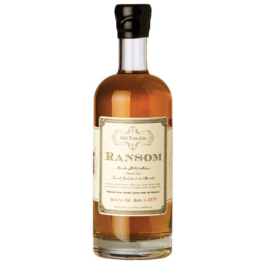 Gin Ransom Old Tom Gin 750ml