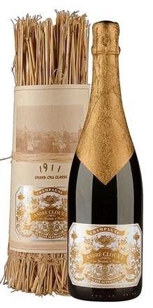 Sparkling Wine André Clouet 1911 Brut Grand Cru Champagne NV 750ml