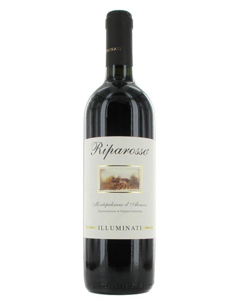 """Italian Wine Illuminati """"Riparosso"""" Montepulciano d'Abrusso 2012 750ml"""