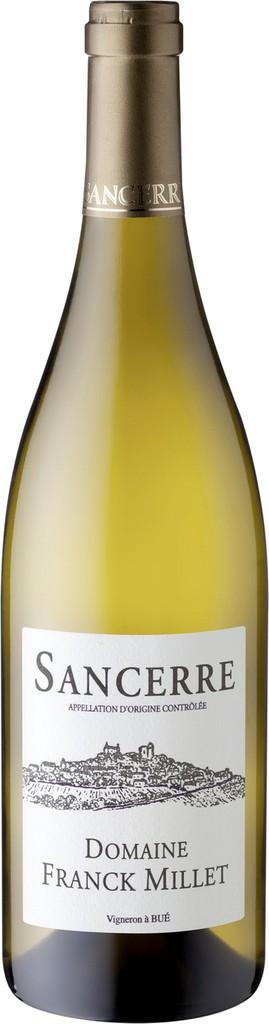 French Wine Franck Millet Sancerre Blanc 2015 750ml
