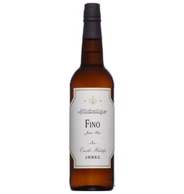 Sherry Emilio Hidalgo Fino Sherry 750ml