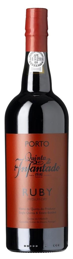 Dessert Wine Quinta do Infantado Ruby Port Medium-Dry 750ml