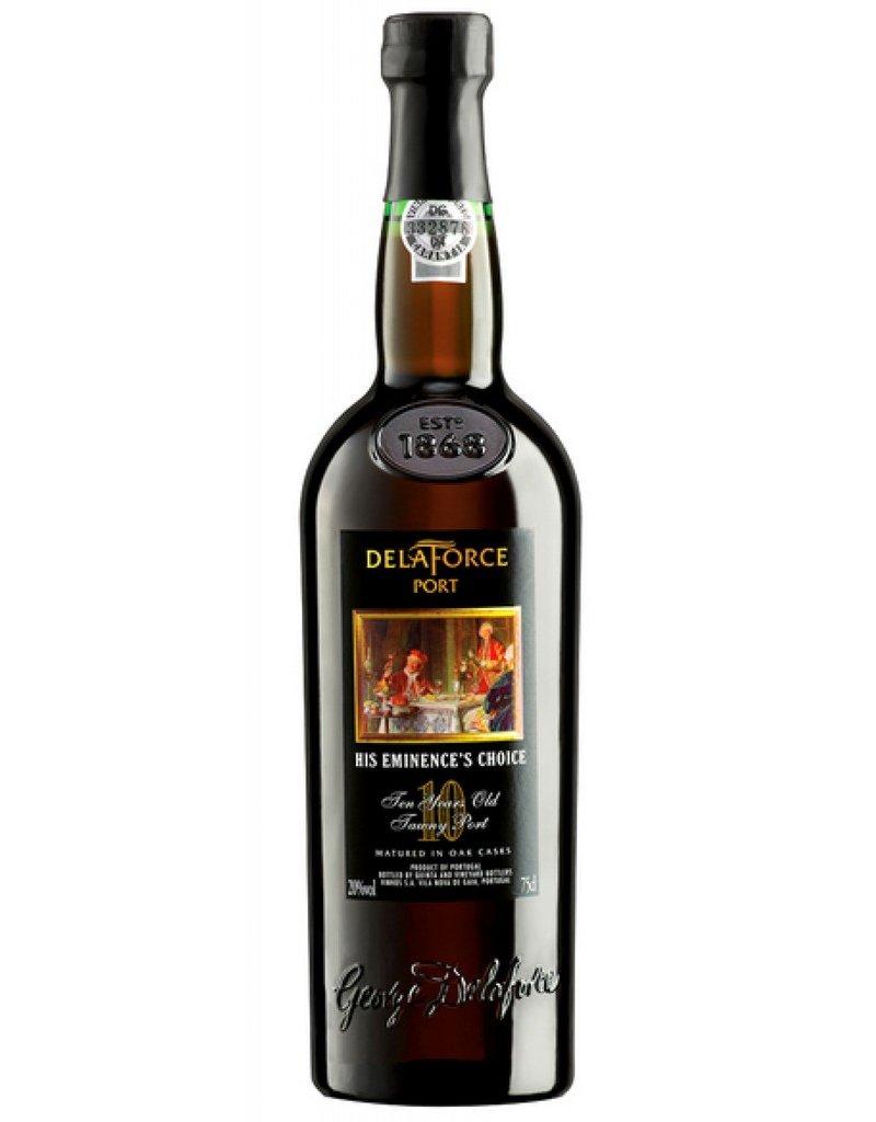 Dessert Wine Delaforce His Eminence's Choice 10 Year Tawny Port 750ml