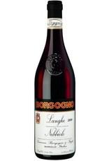 Italian Wine Borgogno Langhe Nebbiolo 2014 750ml