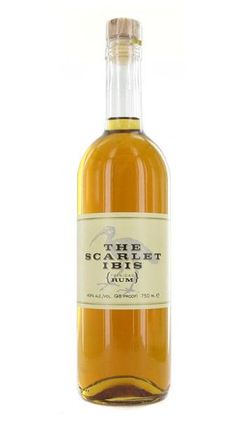 Rum Scarlet Ibis Trinidad Rum 750ml