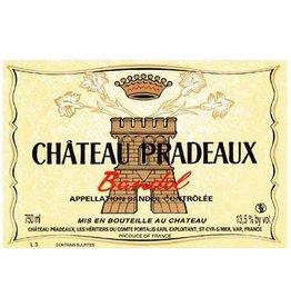 French Wine Chateau Pradeaux Bandol Rouge 2013 750ml