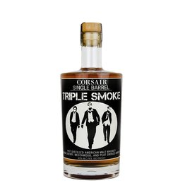 Whiskey Corsair Triple Smoke Whiskey 750ml