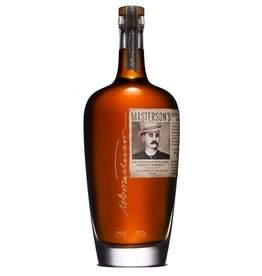 Whiskey Masterson's 10 Year Barley Whiskey 750ml