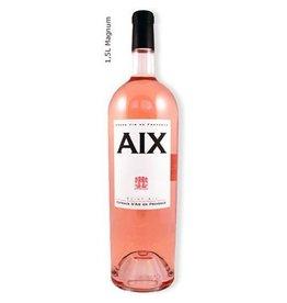 French Wine Saint Aix Rose Coteaux d'Aix en Provence 2017 1.5L