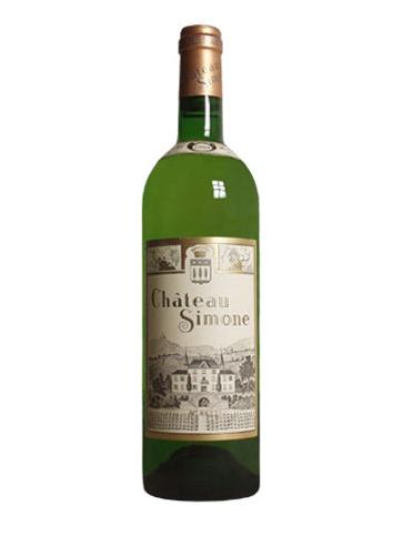 French Wine Chateau Simone Blanc 2007 750ml