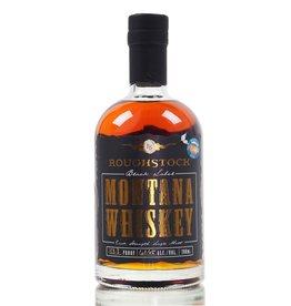 Whiskey Roughstock Black Label Montana Whiskey 750ml