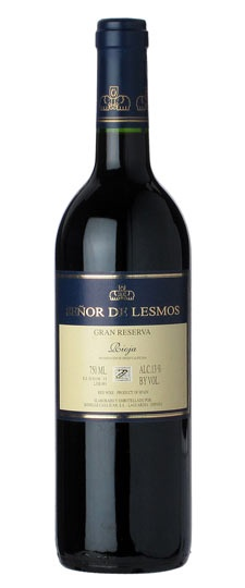 Spanish Wine Senor Lesmos Gran Reserva Rioja 1998 750ml