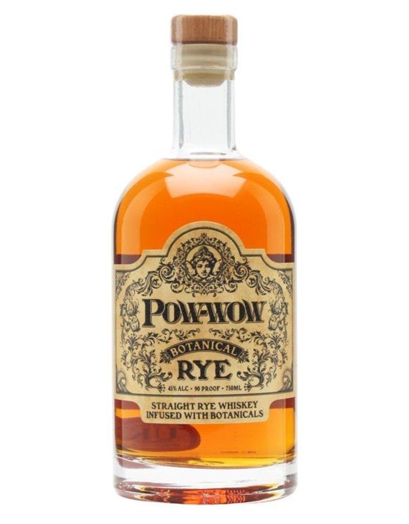 Rye Whiskey Pow-Wow Botanical Rye 750ml