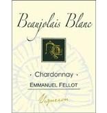 French Wine Emmanuel Fellot Beaujolais Blanc Chardonnay 2015 750ml