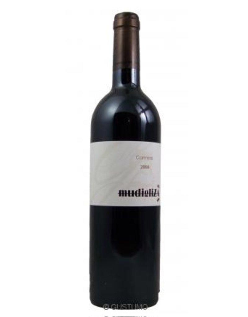 "French Wine Mudigliza Carmine Cotes du Rousillon Village ""Terroir des Fenouilledes"" 2011 750ml"