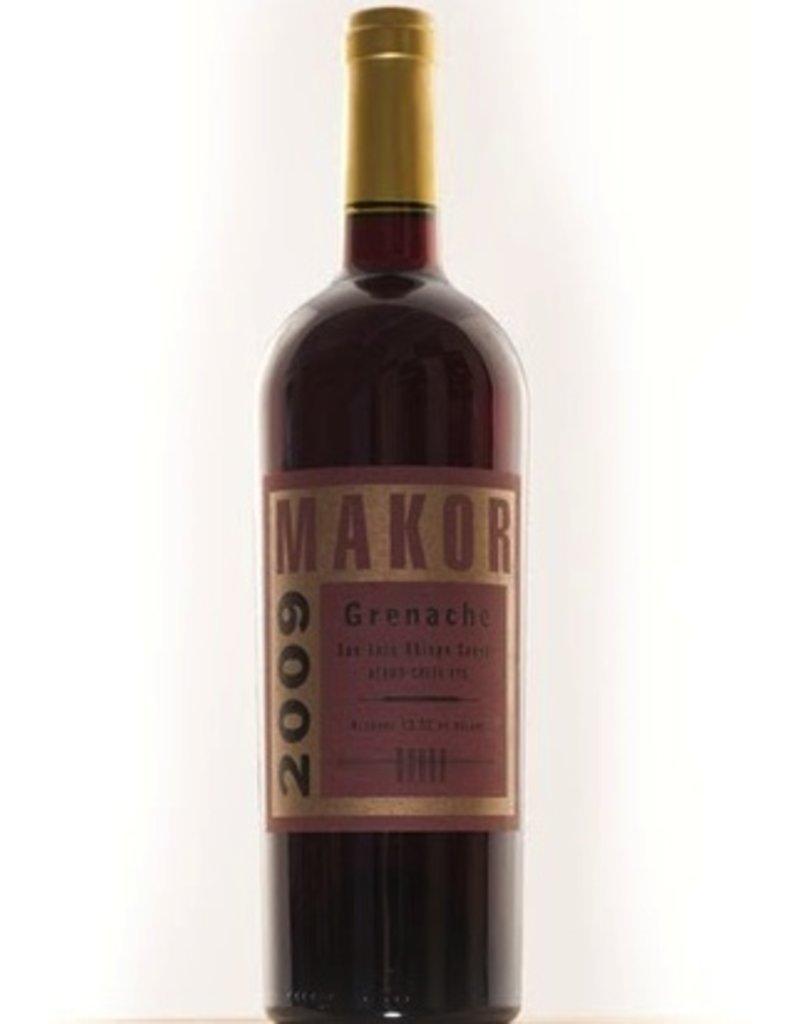 American Wine Makor Grenache San Louis Obispo 2009 750ml