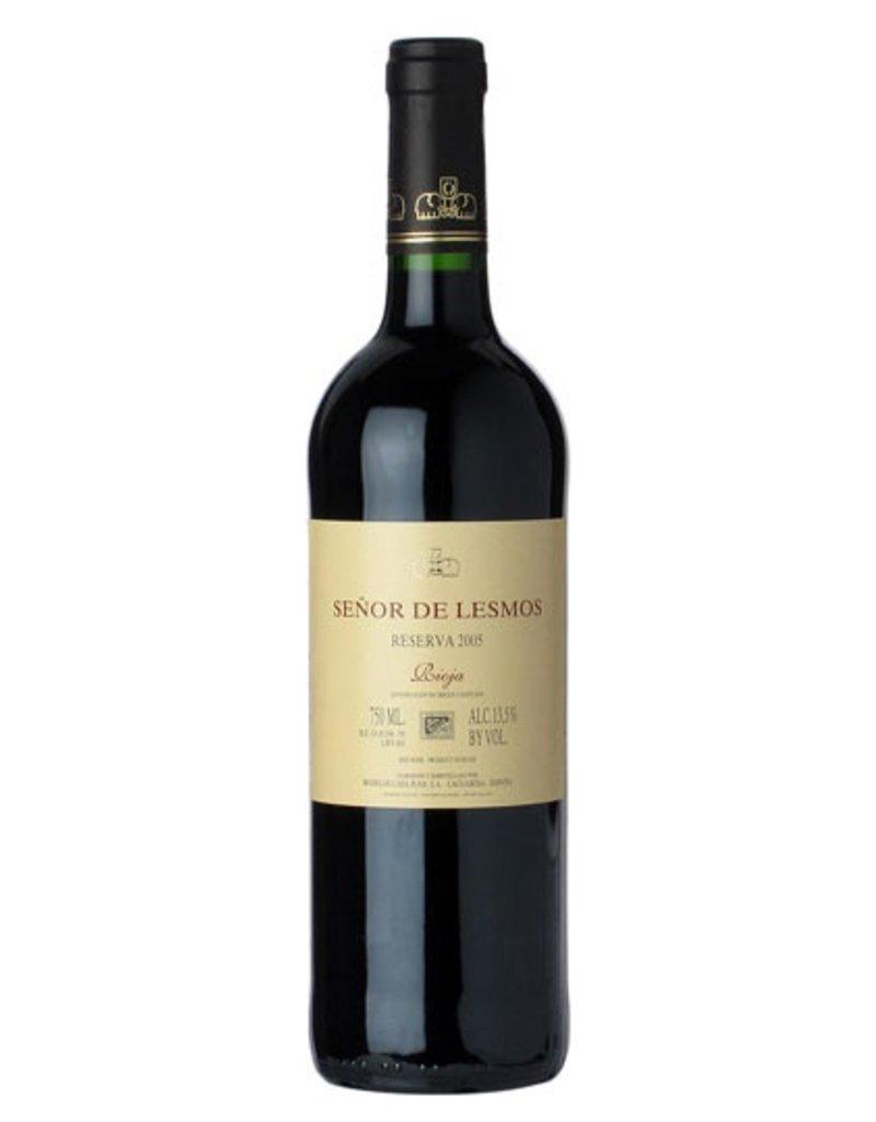 Spanish Wine Bodegas Casa Juan Sénor de Lesmos Rioja Reserva 2005 750ml