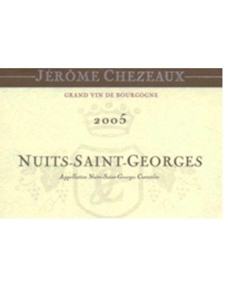 French Wine Jenrome Chezeaux Nuit-Saint-Georges 2010 750ml