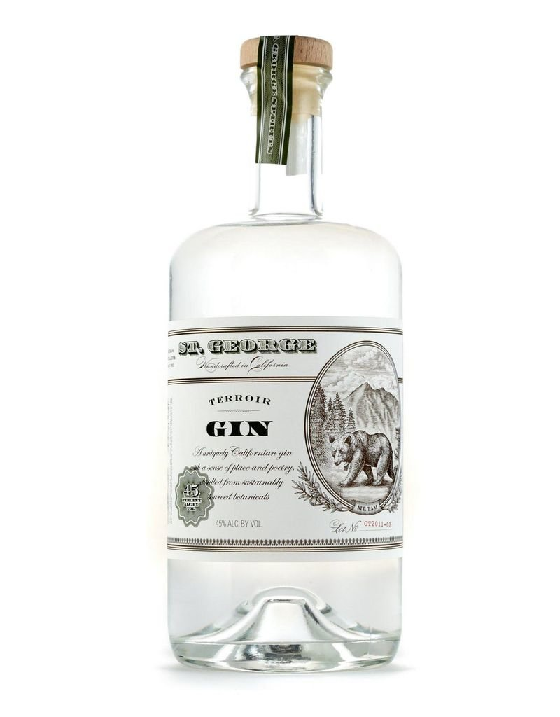 Gin St. George Gin Terroir 750ml