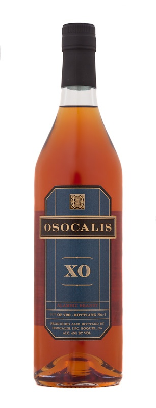 Brandy Osocalis XO Brandy California 750ml
