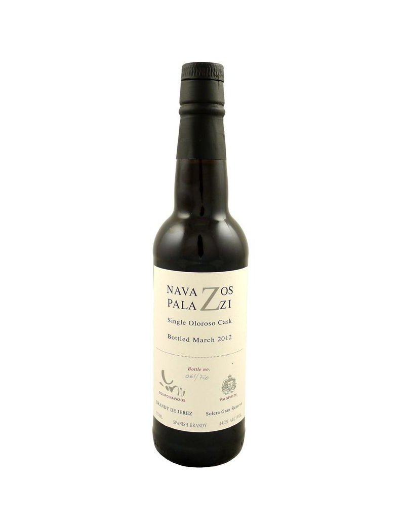Brandy Navazos Palazzi Oloroso Brandy 375ml