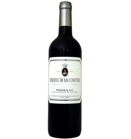 French Wine Reserve de la Comtesse Pauillac Bordeaux 750ml 2010