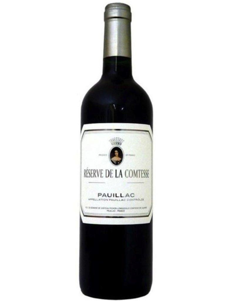 French Wine Reserve de la Comtesse Pauillac Bordeaux 750ml 2010