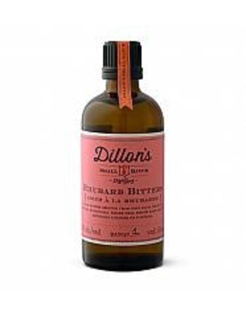 Bitter Dillon's Rhubarb Bitters 100ml