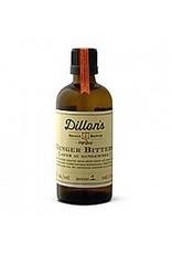 Bitter Dillon's Ginger Bitters 100ml