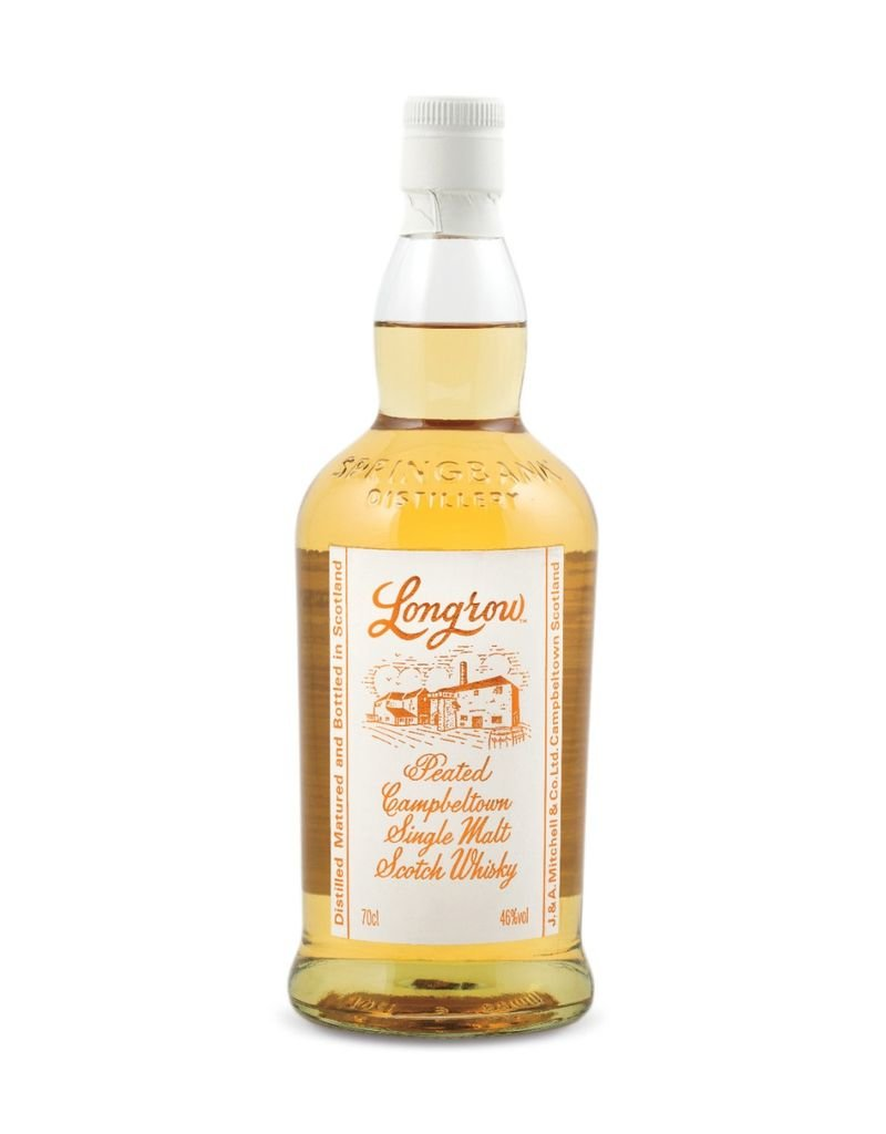 Scotch Longrow Peated Single Malt Scotch 750ml