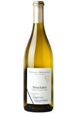 Swiss Wine Domaine de Montmollin Neuchatel Chasselas 2015 750ml