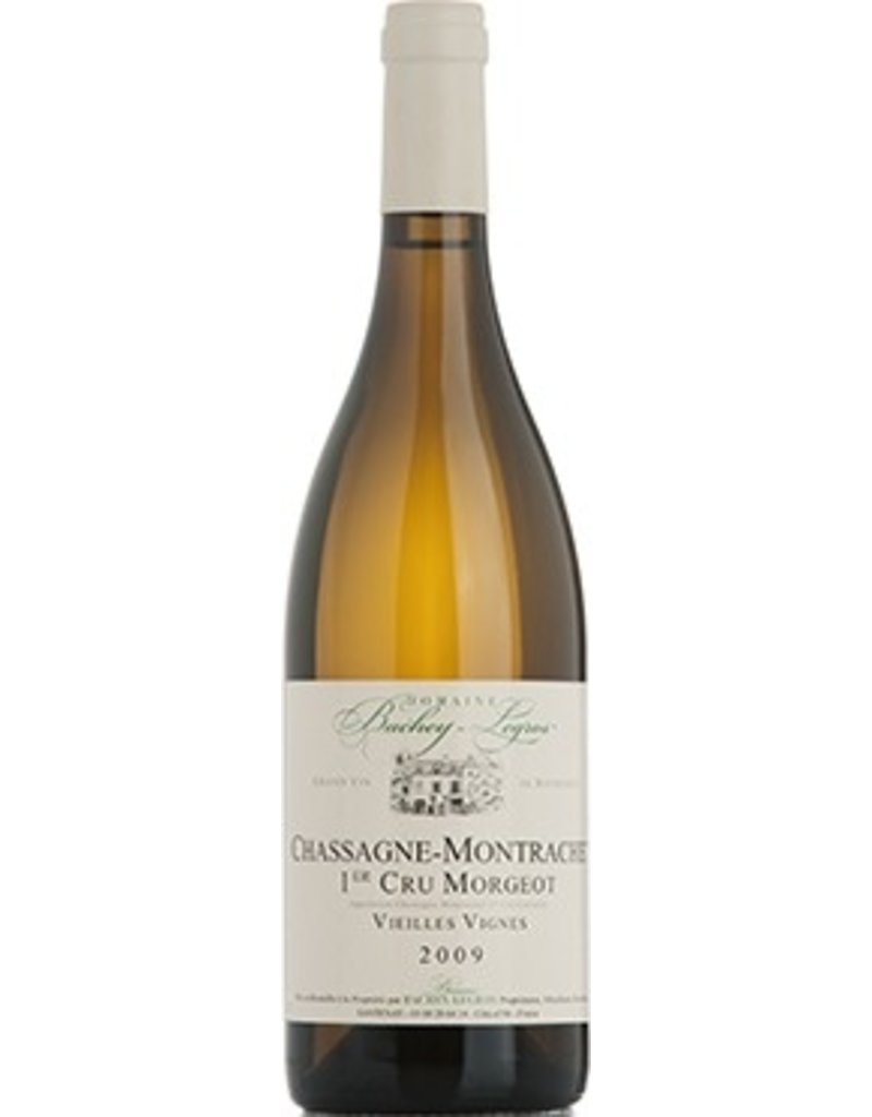 French Wine Bachey-Legros Chassagne-Montrachet Morgeot 1er Cru Vieilles Vignes 2014 750ml