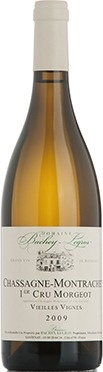 French Wine Bachey-Legros Chassagne-Montrachet Morgeot 1er Cru Vieilles Vignes 2014 750ml
