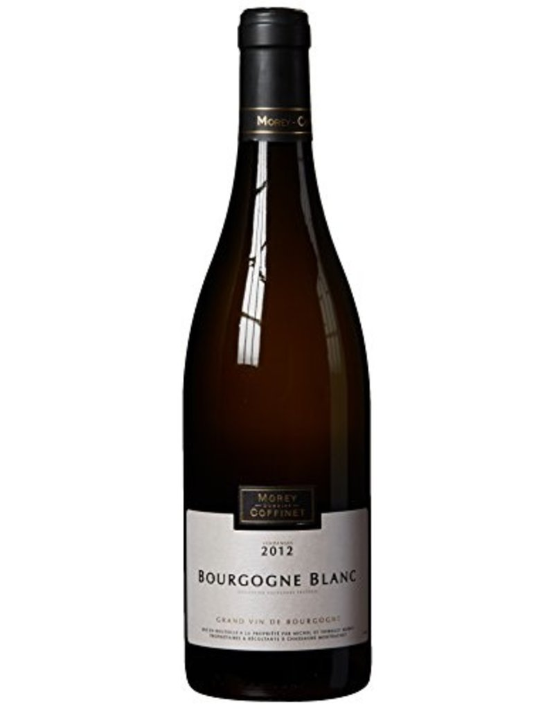 French Wine Domaine Morey-Coffinet Bourgogne Blanc 2013 750ml