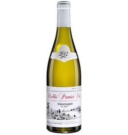 French Wine Jean-Pierre Grossot Chablis 1er Cru Vaucoupin 2012 750ml