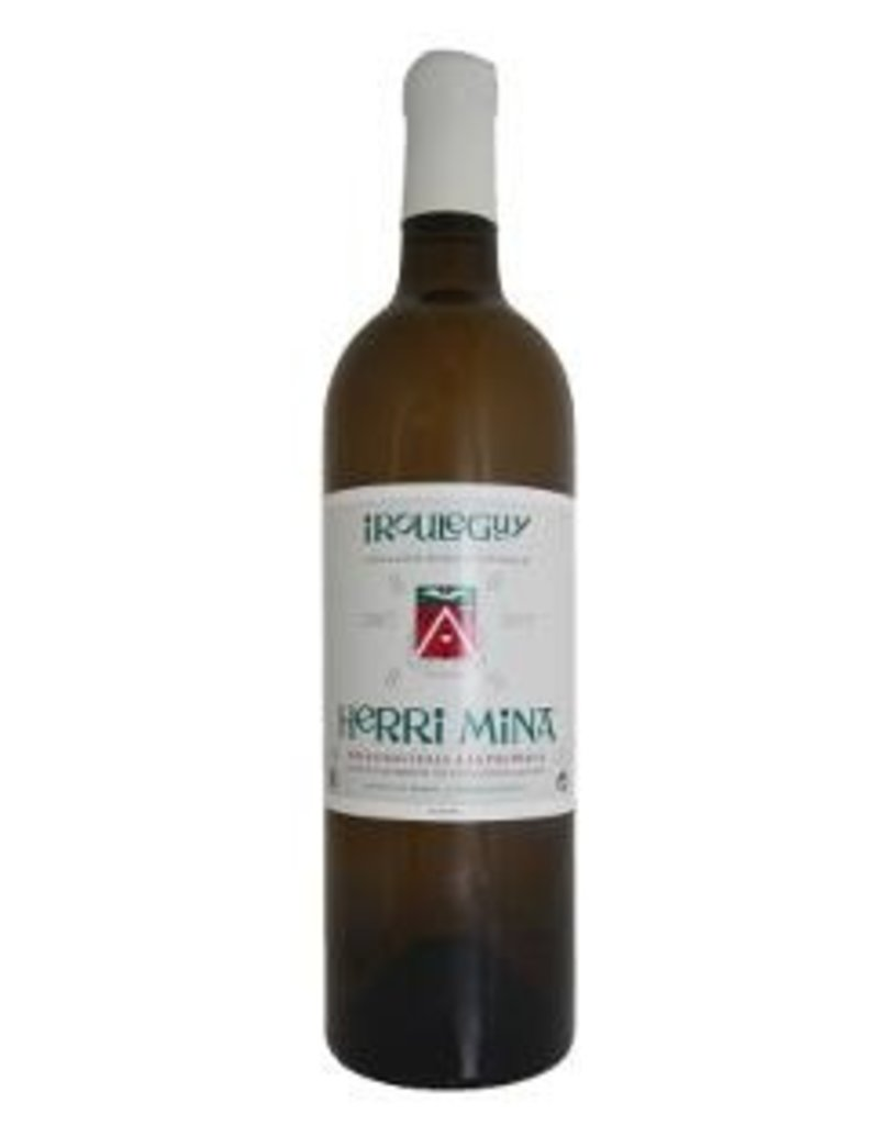French Wine Herri Mina Irouleguy Blanc 2013 750ml