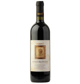"""Italian Wine Pasetti """"Fonte Romana"""" Montepulciano d'Abruzzo 2014 750ml"""