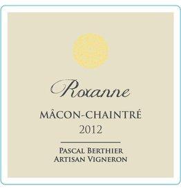 French Wine Pascal Berthier Macon-Chaintré Roxanne 2015 750ml