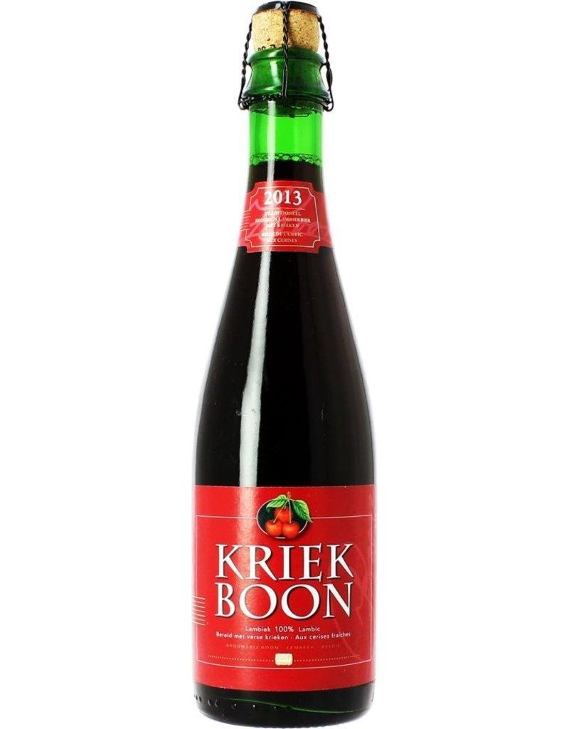 Beer Boon Kriek Cherry Lambic 375ml