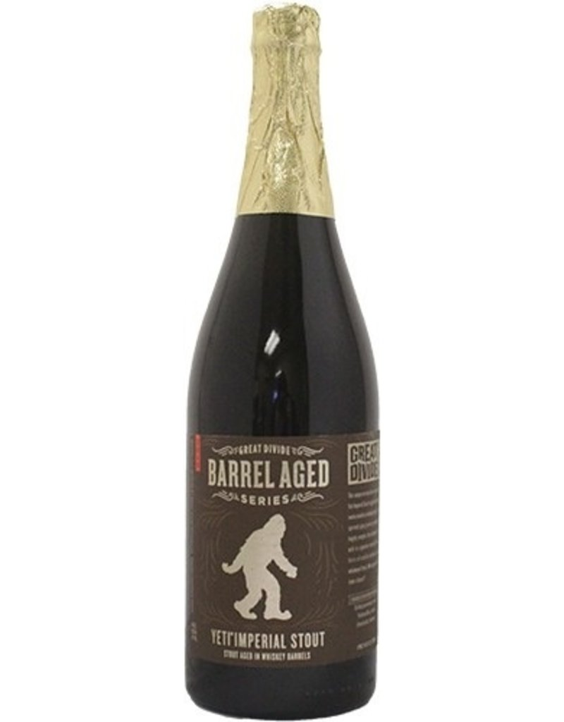 Beer Great Divide Yeti Oak Aged Stout 750ml