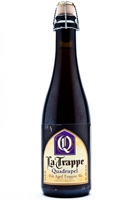 Beer La Trappe Quadrupel Oak Aged Trappist Ale 375ml