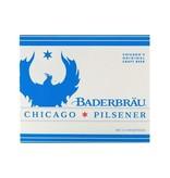 Beer Baderbrau Chicago Pilsener 6pack Can