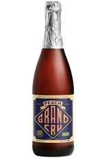 Beer Great Divide Grand Cru Peach 750ml