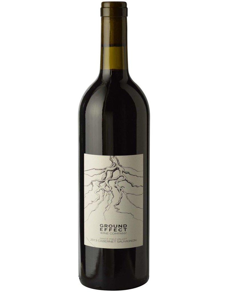 American Wine Ground Effect Wine Company Cabernet Sauvignon Santa Ynez Valley 2014 750ml