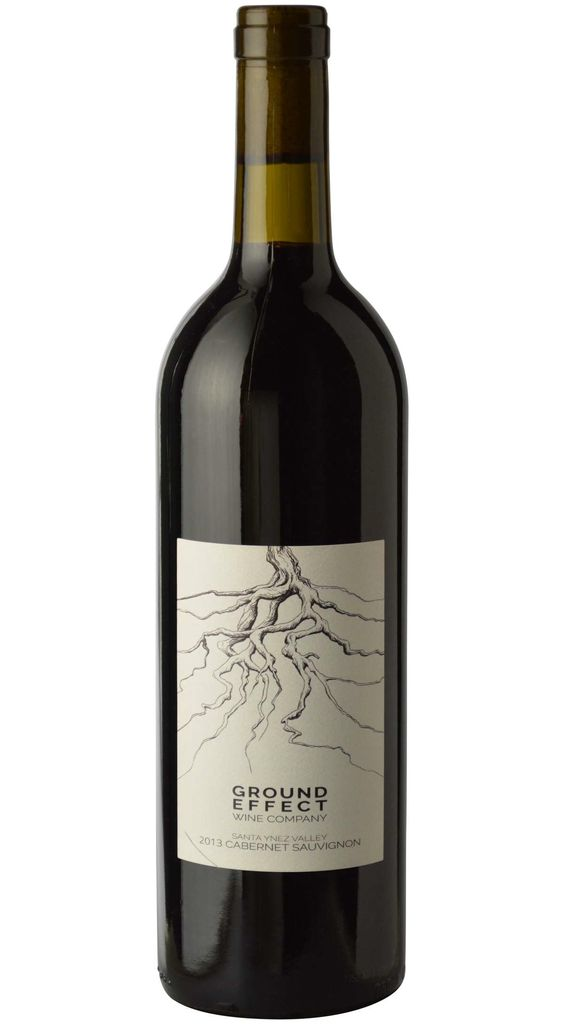 American Wine Ground Effect Wine Company Cabernet Sauvignon Santa Ynez Valley 2016 750ml