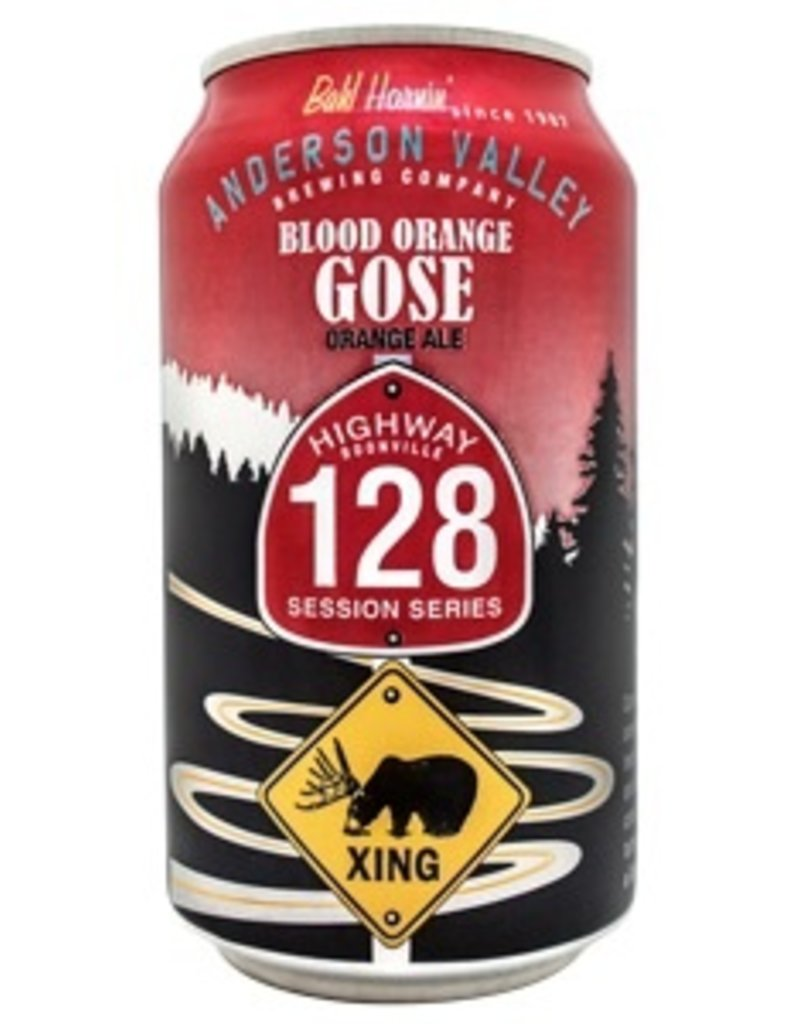 Beer Anderson Valley Brewing Co. Blood Orange Gose 6Pack