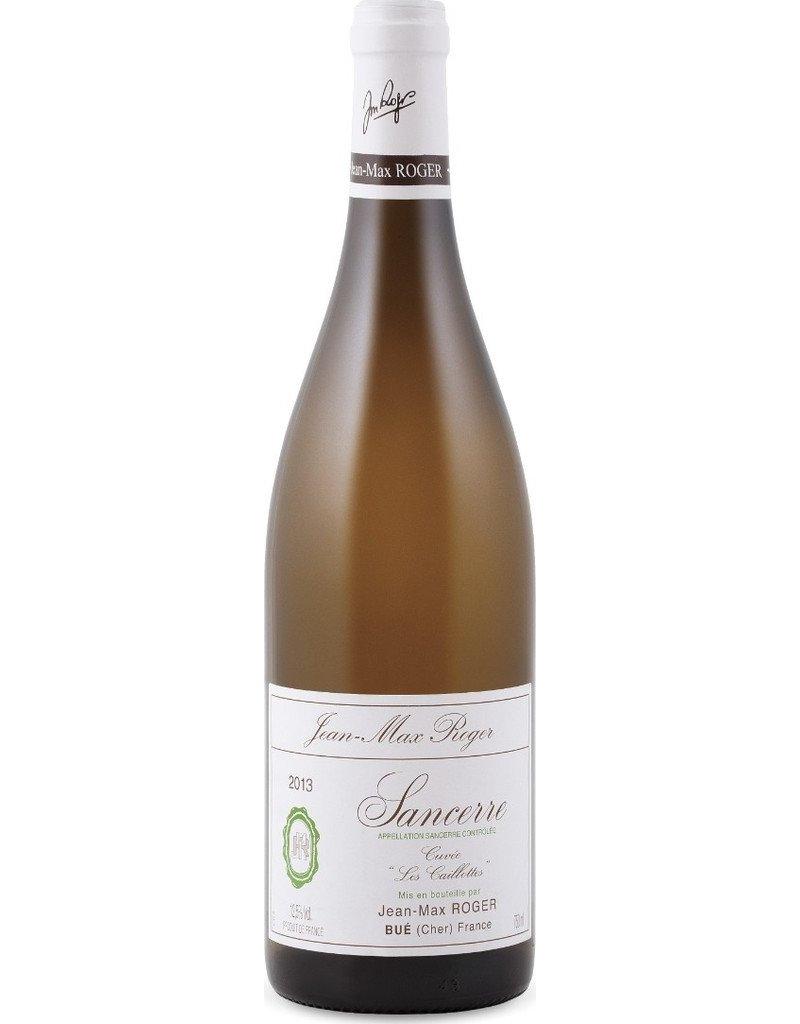 "French Wine Jean-Max Roger Sancerre ""Cuvée Les Caillottes"" 2015 750ml"