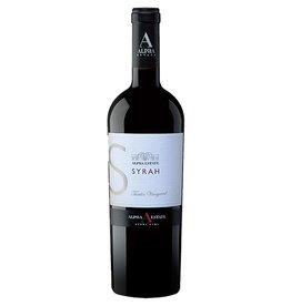 "Greek Wine Alpha Estate Syrah ""Turtles Vineyard"" 2012 750ml"